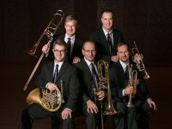 American Brass Quintet Pays Tribute to Retiring Members